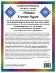 Ultimate Freeze Paper 50 Sheets