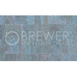 Cork Touch PRO Blue w/ Silver Surface 1yd