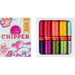 Chipper Collection by Tula Pink, 50 wt 10 Sm Spls