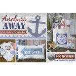 Anchors Away Applique Book & Disc