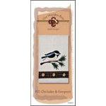 Chickadee & Evergreen Patternlet