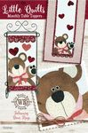 LittleQuilts Table Toppers February Bear Hugs