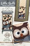 LittleQuilts Table Toppers Sept Hoot and Holler