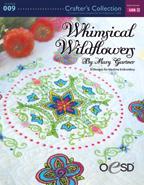 Whimsical Flowers by M Gartner