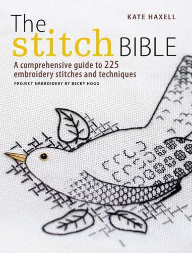 The Stitch Bible - Kate Haxell
