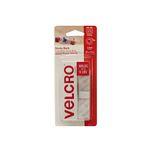 Sticky Back Velcro 3/4 in. - white