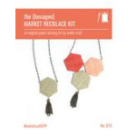 Hexagon Market Necklace Kit