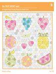 Violet Craft - The Fruit Basket EPP Pattern