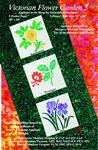 Victorian Flower Garden 3 Pattern
