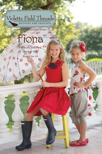 Fiona Dress & Top 12m-10