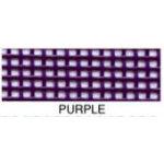 **Vinyl Coated Mesh Roll 18inx36in Purple