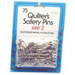 Quilters Safety size 2