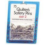 Collins Safety Pins Sz 2
