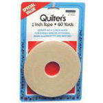COLLINS 1/4 Quilters Tape 60yd