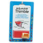 Adjustable Thimble No. C87