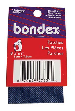 Bondex Patches Dark Multi