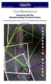 Design with the Westalee Design Crosshair Rulers