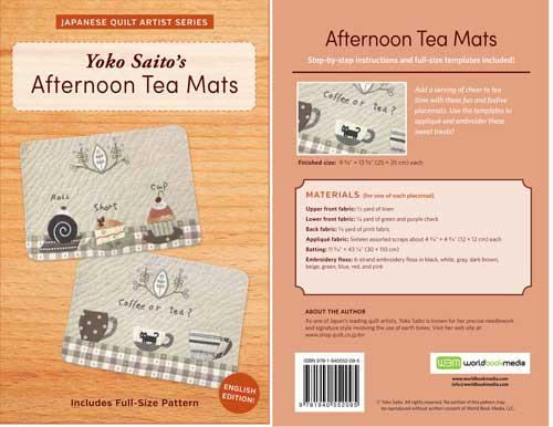 Afternoon Tea Mats