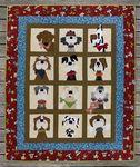 Dog Gone Cute Pattern