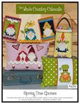 Spring Time Gnomes Pattern (group of 5 )