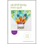 Up and Away Mini Quilt Pattern- Foundation Paper Piecing