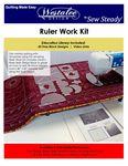 Westalee Rulerwork Kit with Foot - Low Shank
