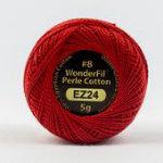 Eleganza 8wt 5-Gram Solid Perle Cotton Ball 42yd A Dozen Roses