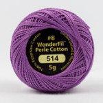 Eleganza Solid #8, 5g ball, M. Red Violet - 514