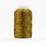 Rayon GlaMore Thread 20wt 366m AMBER -- GL-2124