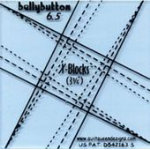 X Block Belly Button 6.5