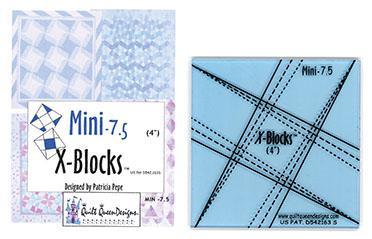 X-Blocks Mini - 7.5