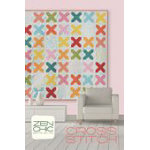 Cross Stitch Quilt Pattern