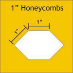 Honeycomb Papers 1 100pcs