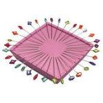 Zirkel Pink Magnetic Pin Holder