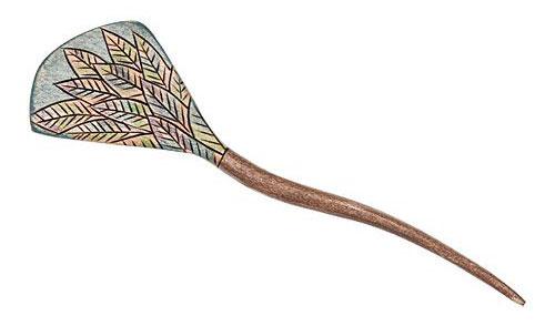 Feather Shawl PIn