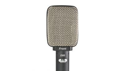 CAD D80 Large Diaphragm Dynamic Microphone