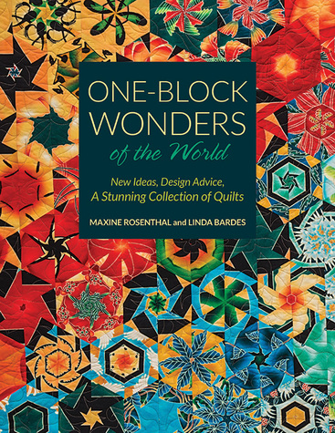 OneBlock Wonders of the World - C&T Publishing - 11241