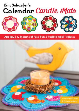 Kim Schaefer's Calendar Candle Mats