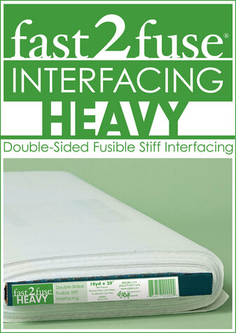 fast2fuse HEAVY Interfacing Bolt 20