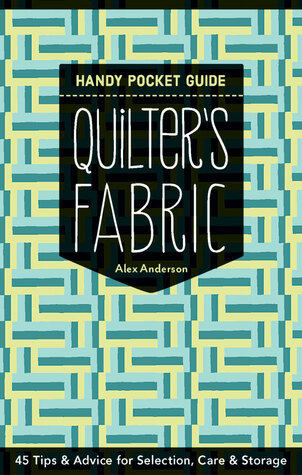 Quilter's Fabric Handy Pocket Guide - 20347