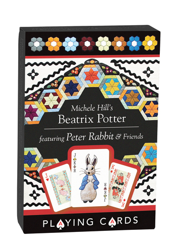 Michele Hill's Beatrix Potter Playing Cards 20396