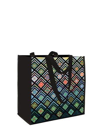 Brazil Quilt-Eco Tote