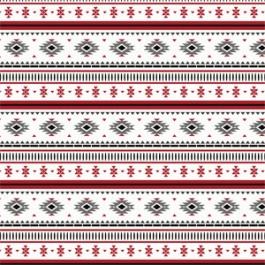 Blanket Stripe in White 21172104 #1