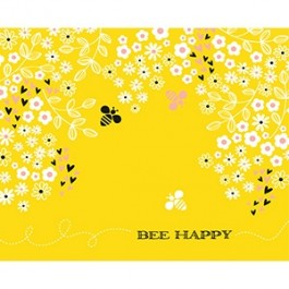BeeYoutiful: Bee Happy Panel in Sunshine