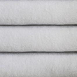 Anti Pill Fleece 8322G- 12 White (21G)