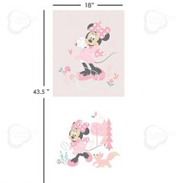 Minnie Multi Panel - 100%Cotton 44/45 85270408P