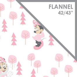 Little Meadow - Minnie in the Meadow - 100% Flannel - 42/43 85270401B