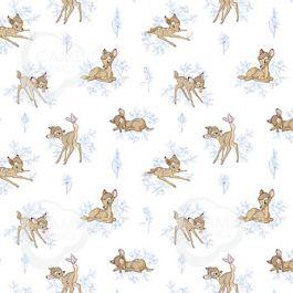 Disney Bambi Flannelette