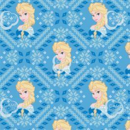 Frozen Elsa Fair Isle 85190903_03 Blue
