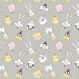 LT Characters on Spots - GREY